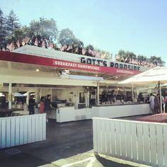 Gott's Roadside aka (Taylor's Refresher ICONIC drive-in in St. Helena)   You have to stop in fro a burger and a legendary malt!