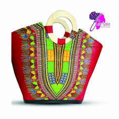 Ankara handbag made from ankara . Firmly fixed with inner linning and a zipper. Can carry upto weight. Best for ladies/women/girls. African Tops For Women, Unique Gifts, Best Gifts, Printed Trousers, How To Make Handbags, Ankara, Ladies Handbags, Lady, Leather