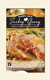 Taking the worry out of making a perfect gravy. Saving time and at only $1.49 for a 17 oz. pkg it's a heck of a deal!