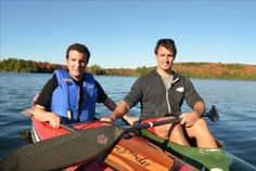so this may have been my favorite Rick Mercer Report episode ever. Oh hey, Adam, is that a Roots hoody I see? ;)  --photo from CBC  #CDNGetaway