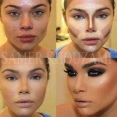 Face Contouring, la técnica de maquillaje de moda | Cuidar de tu belleza es facilisimo.com