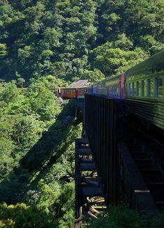 Amazing Places Morretes - Paraná - Brazil (von Leandro's World Tour)