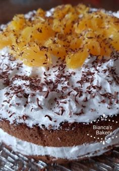 chocolade sinaasappel cake klein Great Recipes, Mashed Potatoes, Cupcakes, Yummy Food, Cookies, Cheesecake, Breakfast, Ethnic Recipes, Desserts