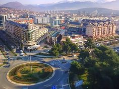 Podgorica, Capital of Montenegro. Podgorica is the capital and largest city of Montenegro. In contemporary history the city was also known as Titograd from 1946 to 1992 during the existence of SFR Yugoslavia.