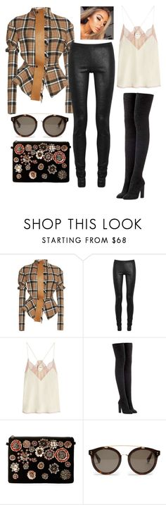 """""""Untitled #1604"""" by dani-gracik ❤ liked on Polyvore featuring beauty, Loewe, Rick Owens, Zadig & Voltaire, adidas Originals, Steve Madden and STELLA McCARTNEY"""