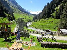 Familienwanderung Obersulzbachtal und Berndlalm