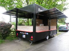 Our new food trailer