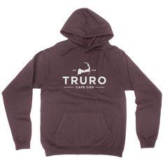 Truro Cape Cod Hoodie Sweatshirt
