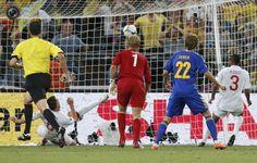 It was in!!! England vs. Ukraine 1:0