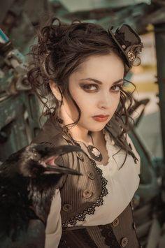 steampunk girls - Google Search