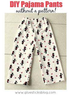 DIY - Sewing pajama