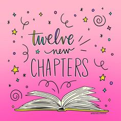 Im ready to crack open the book of 2018 and start a new chapter! Happy Im ready to crack open the book of 2018 and start a new chapter!