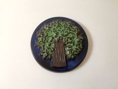 A personal favorite from my Etsy shop https://www.etsy.com/se-en/listing/275920828/vintage-swedish-70s-jie-wall-tile-tree