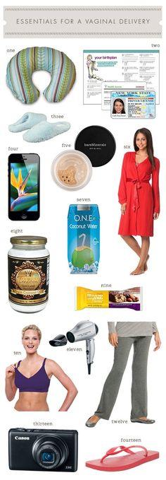 Postpartum Essentials