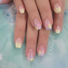 Polygel Nails, Chic Nails, Elegant Nail Designs, Toe Nail Designs, French Tip Gel Nails, Self Nail, Sculpted Nails, Best Acrylic Nails, Purple Nails