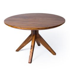The reclaimed Teak used in this piece is approximately 100 years old, and was salvaged from a house being demolished.