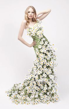 #LivingLifeInFullBloom Fashion Inspired By Nature