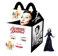 """""""Mommie Dearest"""" Happy Meal Best Horror Movies, Classic Horror Movies, Horror Films, Scary Movies, Happy Meal Box, Picture Quotes, Quote Pictures, Mommie Dearest, Horror Photos"""
