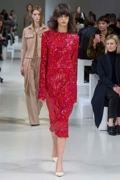 See the complete Nina Ricci Fall 2015 Ready-to-Wear collection.