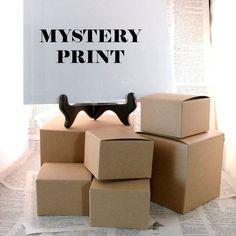 Geek Details Medium Mystery Box by geekdetails on Etsy, $35.00