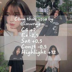 Fake Life, Image Processing, Vsco Filter, Filters, Photo Editing, Korea, Movie Posters, Instagram, Lisa