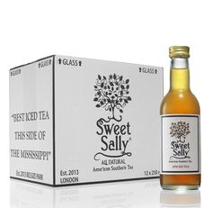 Sweet Sally � Spiced Tea You can now enjoy Sweet Sally Tea with friends & family in the courtesy of your own home! Order now from our website, just in time for all of your #Thanksgiving gatherings! #icedtea #southernicedtea #lowsugar #freshbrewed #allnatural #London #availableintheuk