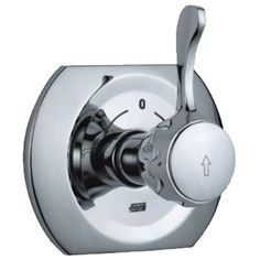 Buy Jaquar Continental Bath & Shower CON-421 Full Turn 4-Way Divertor in Mixers through online at NirmanKart.com