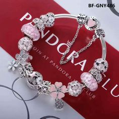 PANDORA Completed Bracelets and Bracelet Ideas with free shipping, great service, and all in stock items ship withn 24