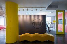 Fennie mehl architects office interiors western union digital