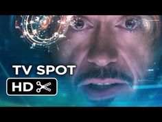JESSIE SPENCER: Avengers: Age of Ultron TV SPOT - The World Ends (2015) - New Avengers Movie HD
