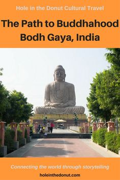 The most important pilgrimage site for any Buddhist is the Bodhi Tree in Bodh Gaya, beneath which Buddha attained enlightenment.