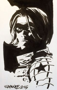 Winter Soldier - Chris Samnee