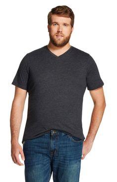 Zach Miko es el primer modelo de tallas grandes de la reconocida marca estadounidense Target. Es una muestra de que los hombres también están cansados de los difíciles estándares del mundo de la moda.