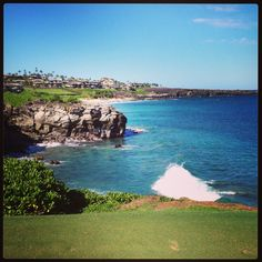 Kapalua Bay Golf Course