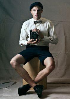 "Photo:""Tribute to the 90'""| Ph: Benjo Arwas#fashionThe Man CrushBlog/Facebook/Twitter"