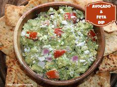 Avocado and Feta Dip