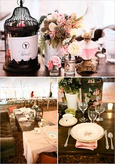 sweetheart table ideas