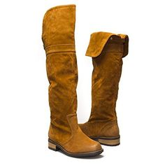 Medium (B, M) Wedge Unbranded Boots for Women Flat Heel Boots, Shoes Heels Boots, Women's Boots, Women's Over The Knee Boots, Slouchy Boots, All About Shoes, Low Heels, Thigh Highs, Riding Boots