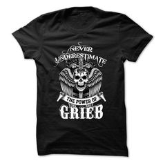 I Love GRIEB-the-awesome Shirts & Tees