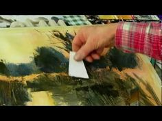 ▶ Beyond Watercolour With Chris Forsey R.I. | Jackson's Art Supplies - YouTube