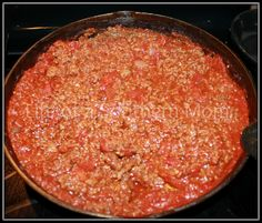 """For #Pasta lovers out there! Try our Tuttorosso """"Spaghetti"""" Recipe ! http://www.lifeofasouthernmom.com/tuttorosso-spaghetti-recipe-review.html  #Spaghetti #recipe"""