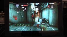 Asus TF701 Transformer Pad (Tegra 4) gaming and MOGA Pro (+playlist)