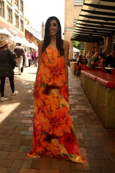 Zlata Moda Summer Collection, New Arrival, Serene, worn by Aaliyah Aly.