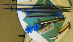 Building a perfect trekking pole 2
