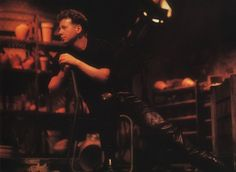 Simple Minds - amazing shot of Jim Kerr! ***purrs***