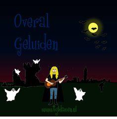 Griezelliedje van Tijl Damen over enge geluiden. Heel geschikt voor Halloween. Tekst en akkoorden: http://tijldamen.nl/kinderliedjes/griezelen/overal-geluiden