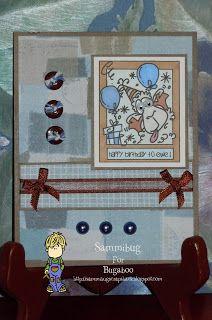 Masculine Birthday - Sammibugs Scrapshack