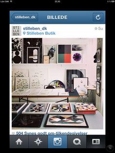 Stilleben print collection