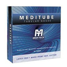 "EA/1 - Meditube Cotton Tubular Gauze, Size 5, 3-5/8"" x 50 yds. (Adult Leg, Thigh and Head)"
