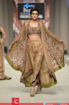 Fozia Hammad Collection at Telenor Bridal Couture Week 2014 - Day 01